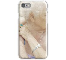 I love this woman.. iPhone Case/Skin