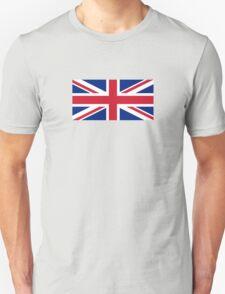 Union Jack Bedspread Unisex T-Shirt