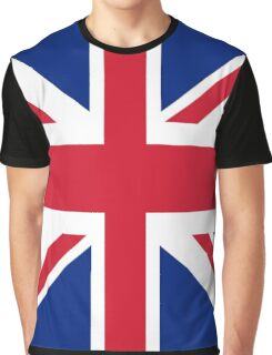 Union Jack Bedspread Graphic T-Shirt
