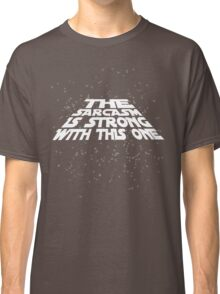 The sarcasm is strong with this one Classic T-Shirt