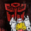 Grimlock by barry neeson