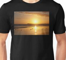 Sunset over Barwon Heads Unisex T-Shirt