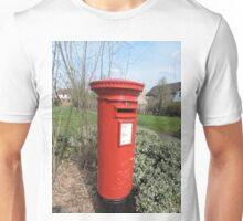 Huntingdon Postbox Unisex T-Shirt