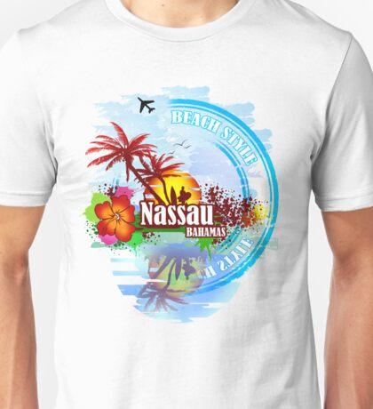 Nassau Bahamas  Unisex T-Shirt