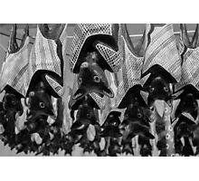Aboriginal Bats Photographic Print