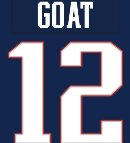 Goat #12  Sticker