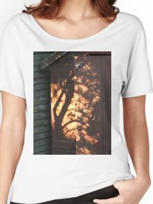 Shadows On The Shed Women's Relaxed Fit T-Shirt