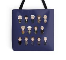 The Fourteen Doctors (pillow or bag) Tote Bag