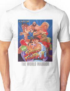Street Fighter II Frank Ocean Shirt Unisex T-Shirt