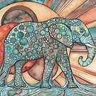 Sunphant: Sun Elephant by Tamara Phillips