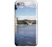 Le Pont D'Avignon, France iPhone Case/Skin