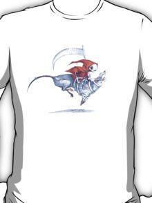 The Red Death Rides Again T-Shirt