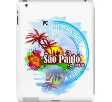 Sao Paulo Brazil iPad Case/Skin