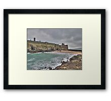 Peel Castle Framed Print