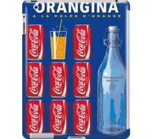 Sodas Coca Limonade iPad Case/Skin