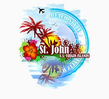 St. John U.S. Virgin Island Unisex T-Shirt