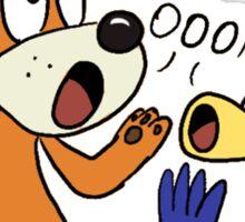 ~ The Regular Show: Duck Hunt ~ Sticker