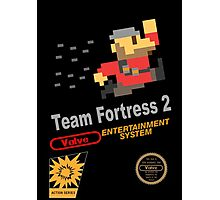 Team Fortress 2 - NES Photographic Print