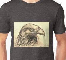 Bald Eagle by Liz H Lovell Unisex T-Shirt