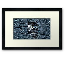 Guardians of the Old World Framed Print