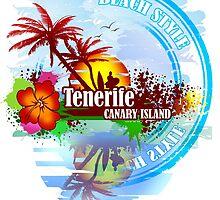 Tenerife Canary Island by dejava