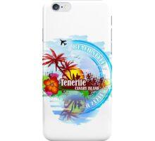 Tenerife Canary Island iPhone Case/Skin