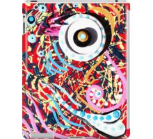 Crazy Eye iPad Case/Skin