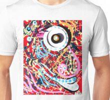 Crazy Eye Unisex T-Shirt