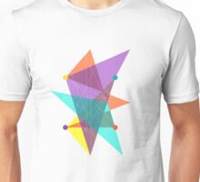 Abstract Square Unisex T-Shirt