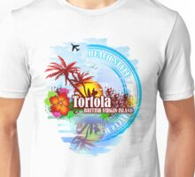 Tortola British Virgin Island Unisex T-Shirt