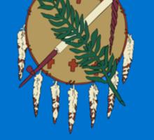 Oklahoma State Flag Sticker