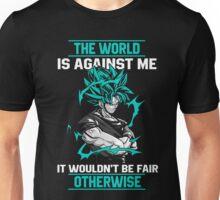Saiyan God Shirt Unisex T-Shirt