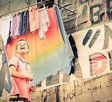 Favela  by johnossenkop