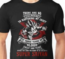 Super Saiyan Dragonball Unisex T-Shirt