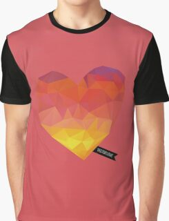 Vector Love 04 Graphic T-Shirt