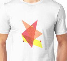 Abstract Triangle Unisex T-Shirt