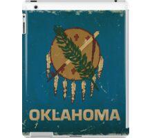 Oregon State Flag VINTAGE iPad Case/Skin