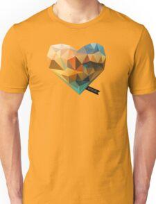 Vector Love 03 Unisex T-Shirt