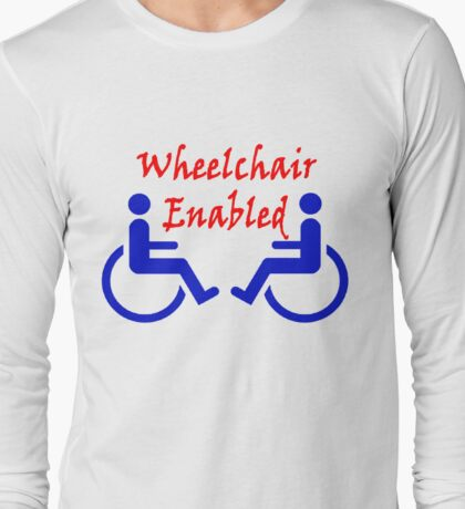 Wheelchair Enabled T-Shirt