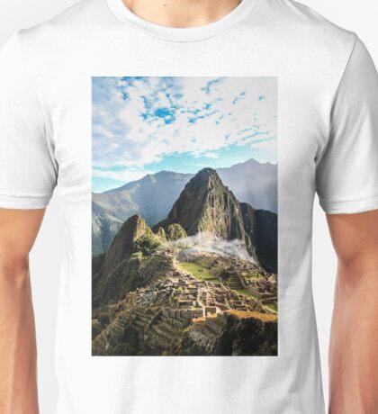 Machu Picchu Unisex T-Shirt