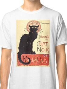 Theophile Alexandre Steinlen - Tournee Du Chat Noir De Rodolphe Salis  Classic T-Shirt