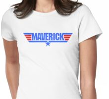 MAVERICK Womens Fitted T-Shirt