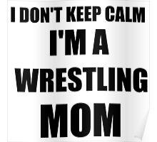 wrestling mom Poster