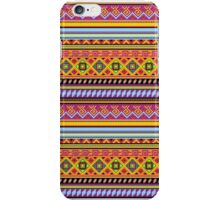 Colorful Aztec Pattern  iPhone Case/Skin
