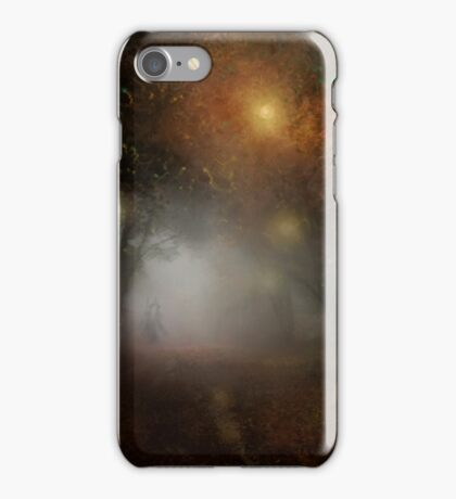 The Brown Wizard iPhone Case/Skin