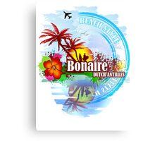 Bonaire Dutch Antilles Metal Print
