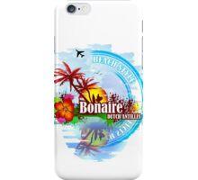 Bonaire Dutch Antilles iPhone Case/Skin
