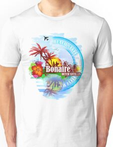 Bonaire Dutch Antilles Unisex T-Shirt