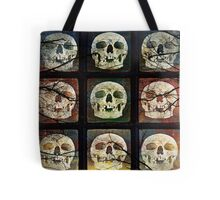 Gathering of the Happy People Tote Bag