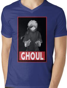 Ken Kaneki 2 Mens V-Neck T-Shirt